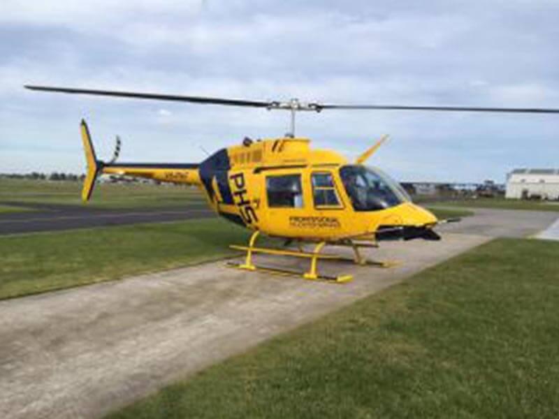 Bell 206B3 Jet Ranger   Bell 206B3 Jet Ranger Professional Helicopter Services