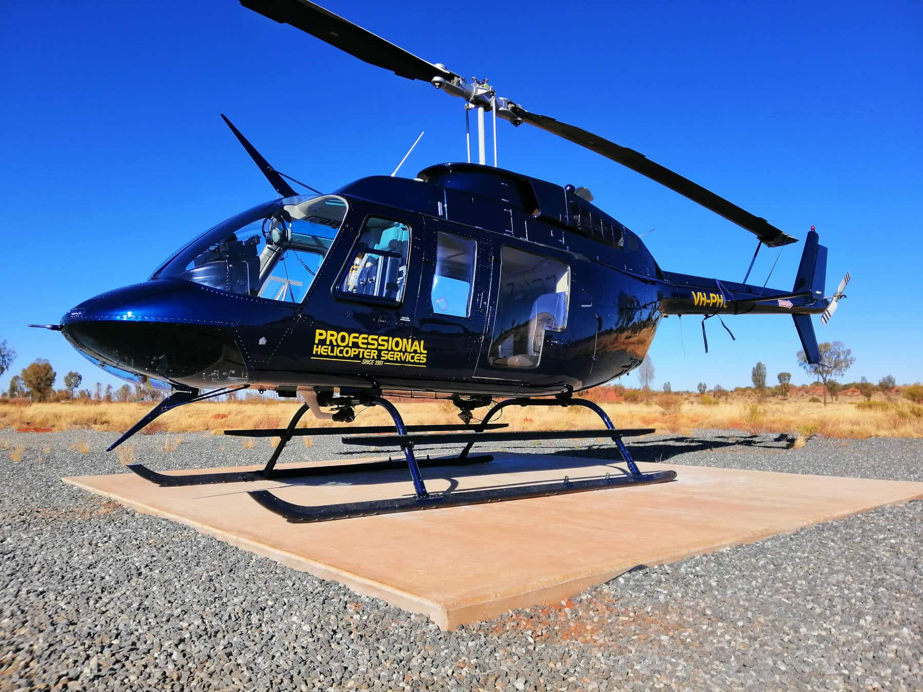 Bell 206L1-C30P Long Ranger   IMG 20190705 100036 Professional Helicopter Services