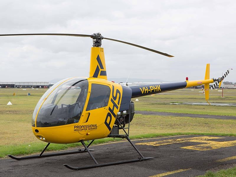 Robinson R22 | Robinson R22 Professional Helicopter Services