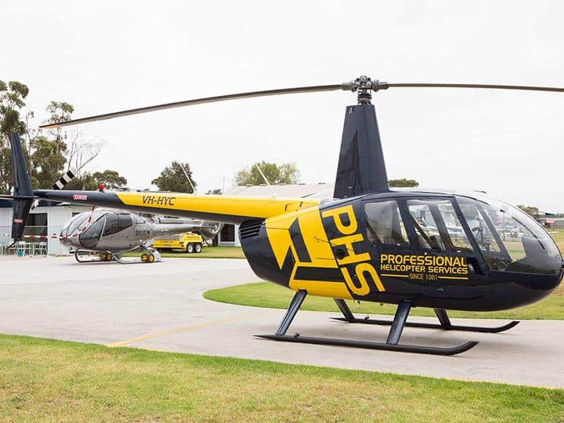 Robinson R44 | Robinson R44 Professional Helicopter Services