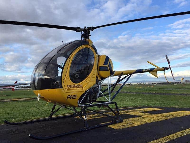 Schweizer 300 CBI | Schweizer 300 CBi Professional Helicopter Services